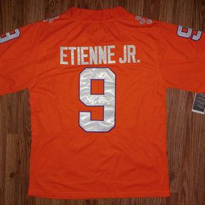 Travis Etienne Jr. Clemson Tigers Jersey Nike New